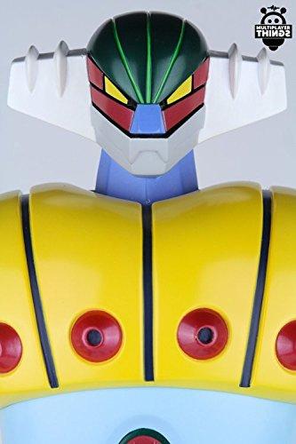 Kotetsu Steel Jeeg Robot Anime Color Version JUMBO Figure 60 cm MULTIPLAYER