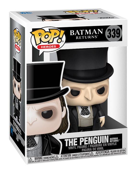 Penguin #339 Funko Pop restituzioni di Batman in vinile