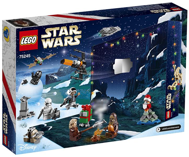 Star Wars Calendario Dell'Avvento Natale 75245 LEGO   eBay