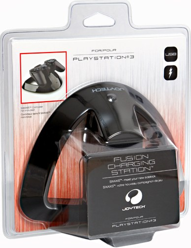 SûR Joytech Playstation 3 Ps3 Controller Fusion Charging Station Joytech