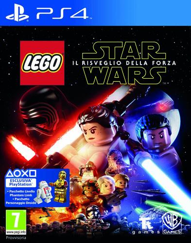 LEGO Star Wars Il Risveglio Della Forza PS4 - Bonne affaire StarWars