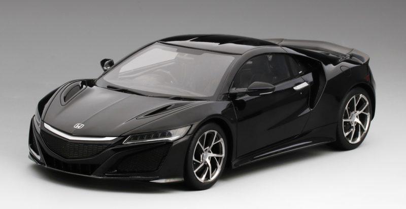 Honda Nsx Berlina Negro Top Speed  Model TRUE SCALE MINIATURES