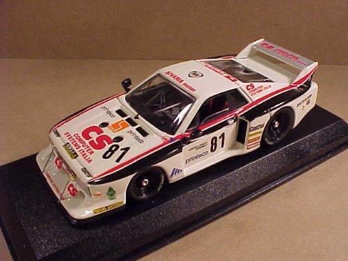 Lancia Beta Turbo Turbo Turbo #81 5th Monza 1982 Casoni / Castellano 1:43 Model BEST MODELS 4a1b6f