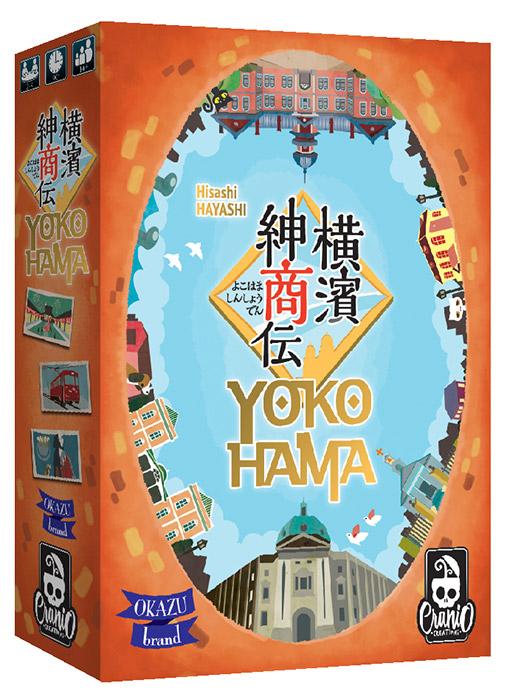 Yokohama Gioco da Tavolo  CRANIO CREATIONS