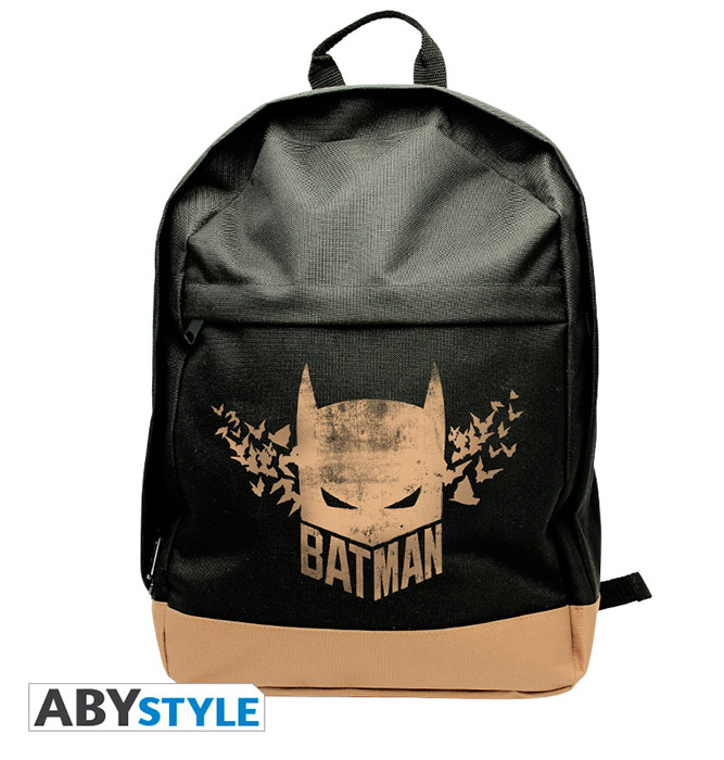 Batman Comics Abystyle Backpack Dc Zainetto Z415qZU
