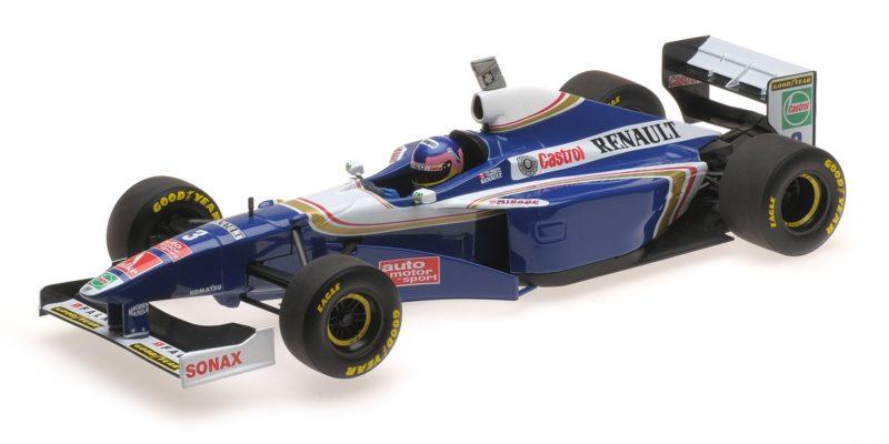 Williams Renault Fw19 Jacques Villeneuve World Champion 1997 F1 F1 F1 Formula 1 1:18   Spécial Acheter  3e4f3b