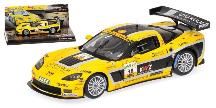 Callaway Corvette Z06.r Gt3  18 Adac Gt Masters 2011 1 43 Model 437111418