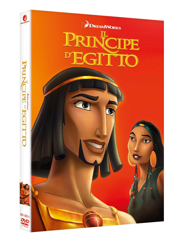Il Principe D Egitto Dvd 748315936u Universal Pictures Ebay