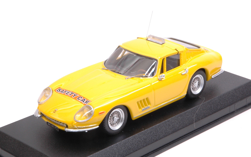 Ferrari 275 Gtb/4 Safety Car Goodwood Revival 2013 1:43 Model BEST MODELS