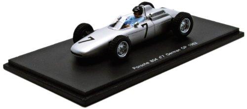 Porsche 804 D. Gurney 1962 # 7 3ème Gp allemand 1:43 Modèle S3462 Spark