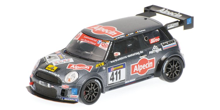 Mini Cooper #411 Vln 2010 1:43 Model Minichamps